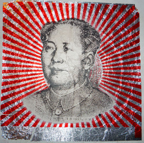 Mao and your favourite teacake